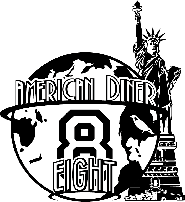 American Diner Eightのロゴ
